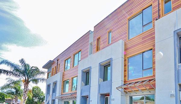 17栋联排别墅,三层设计