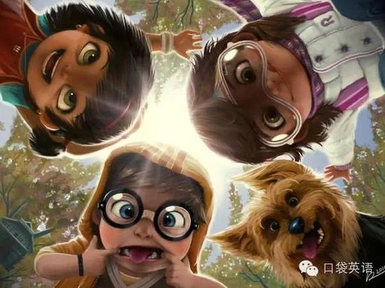 推荐风靡美国孩子圈的十部经典动画