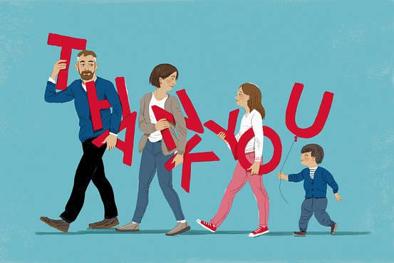 如何培养懂得感恩的孩子?