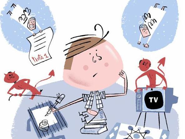 孩子只爱看电视不爱看书该咋办?