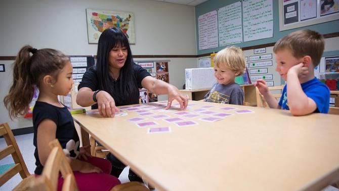 比较中美幼儿园入园差异:正是两国国情的缩影