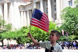 美国教育被隐藏的另一面:爱国主义教育