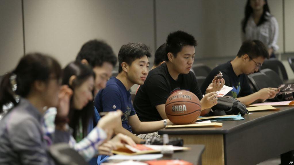 美国要加强对中国学生背景调查 新限制将出台