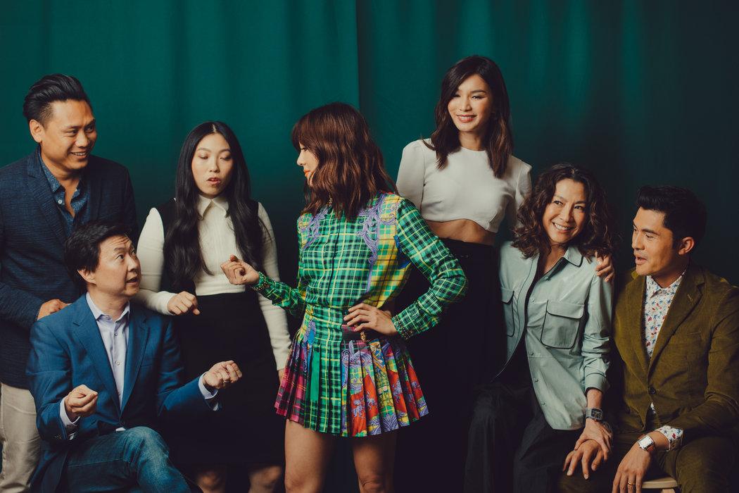 对好莱坞的亚裔来说,现在是最好的时代