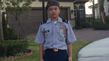超10万人请愿追授佛州校园枪案华裔小英雄王孟杰总统自由勋章