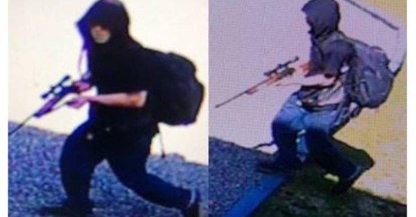 加州小学现男子持步枪踩点 警方:疑在寻找狙击点