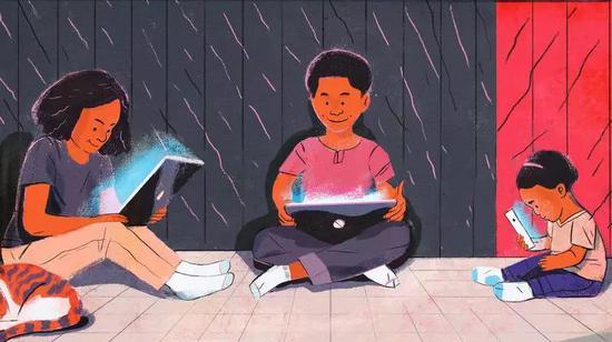 当你对手机上瘾时,硅谷精英早已让子女「逃离屏幕」