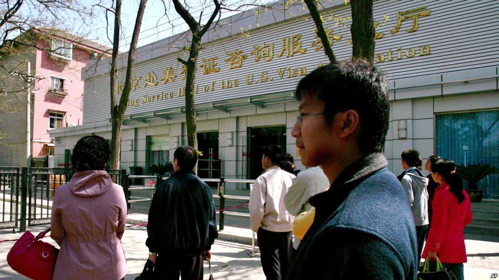 拒签,解雇,在美华人学者遇寒流...