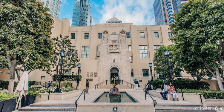 洛杉矶图书馆 原来有这么多免费的教育资源可以用!