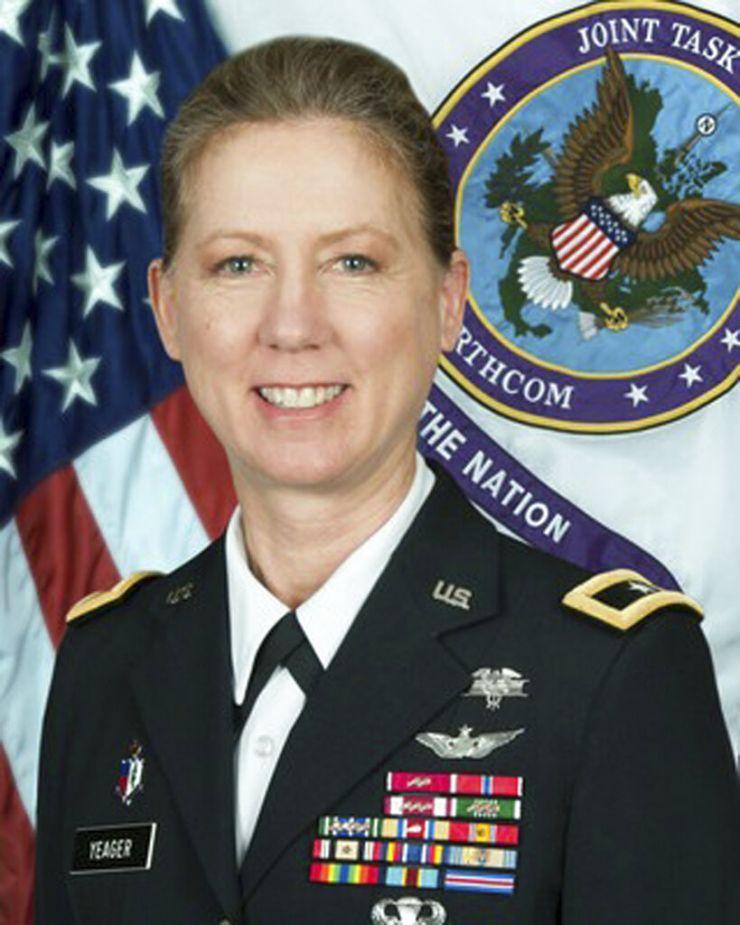 历史第一人!她是领导美国陆军步兵师的首位女性