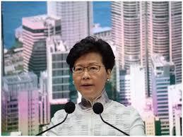 职场中的林郑月娥到底是怎么样的人?危机中的她:强硬、矛盾与退让