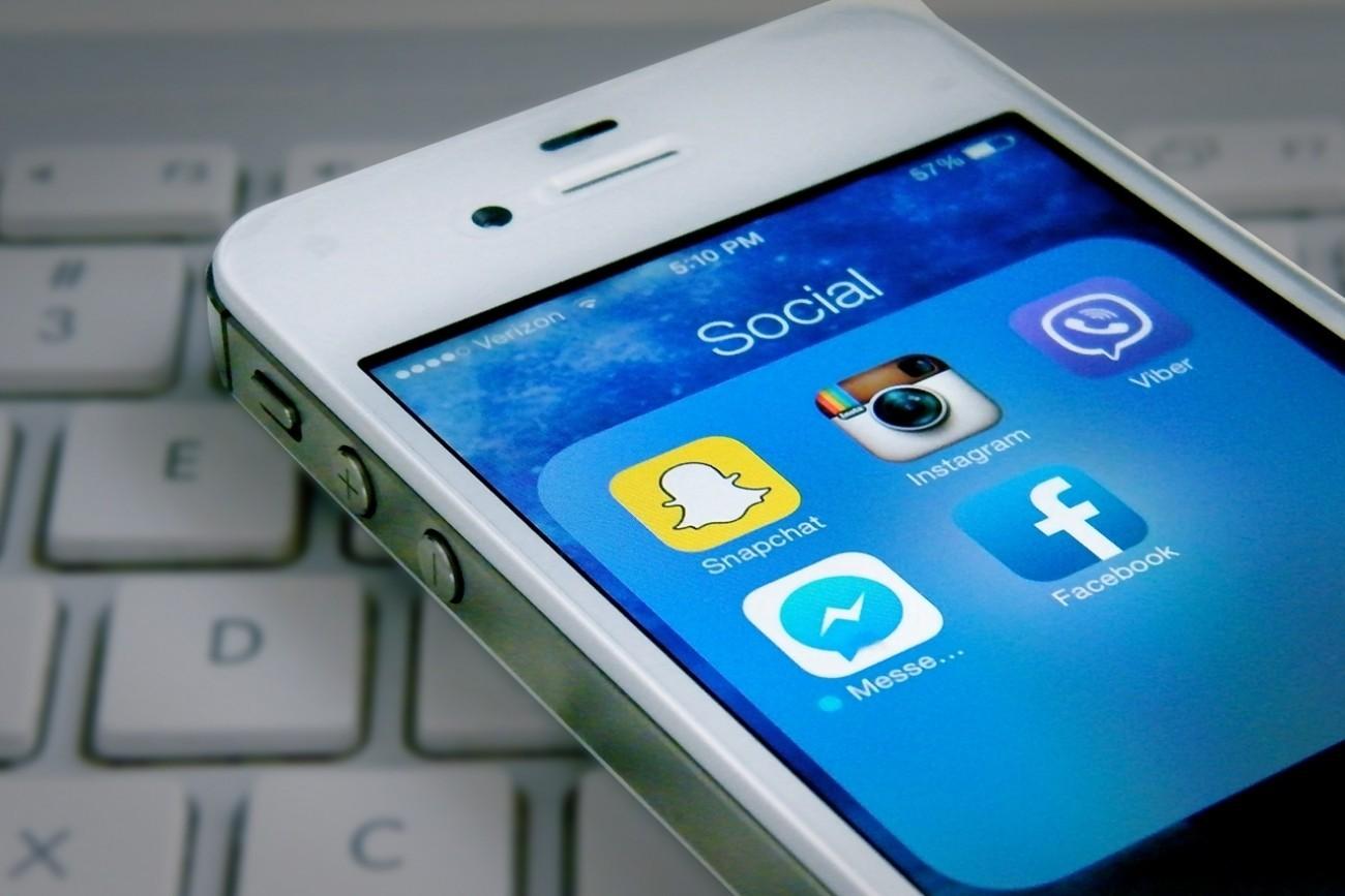 研究称大量使用社交媒体青少年易得抑郁 好消息:打游戏无关