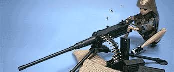 玩仿真枪的风险有多大?南加州17岁女孩被击毙