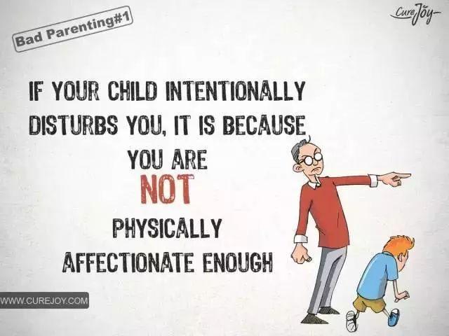 扎克伯格发了一组漫画,深深戳中了中国式父母的痛点