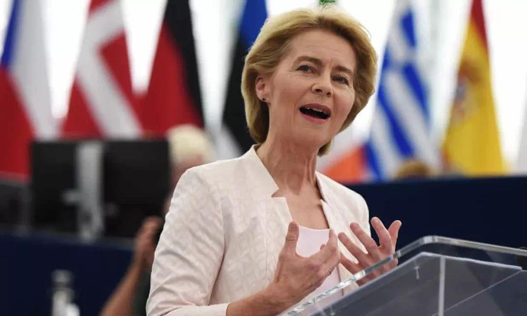 从生养7个娃的全职主妇到新任欧盟主席, 这个精彩美妈是如何做到的?