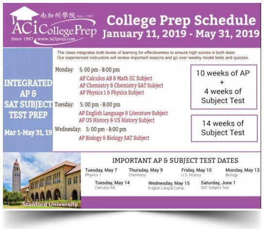 如何有效备考AP考试   南加州学院