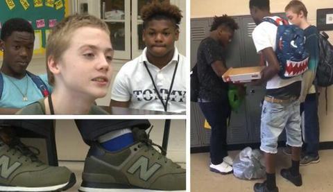 在美国中小学,总穿同样衣服会遭受欺凌?