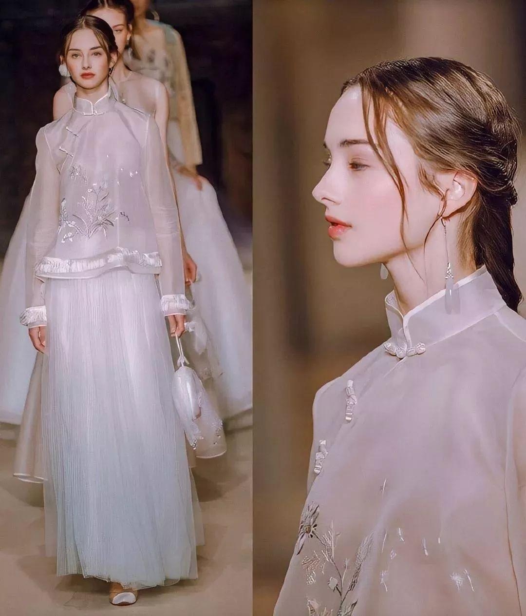 她是如何让明星们穿上敦煌壁画的衣服 惊艳世界的?