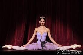 谁说只有大长腿可以跳芭蕾?