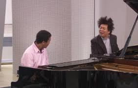 郎朗魔性钢琴教学视频又来了!终于get吉娜说的可爱!