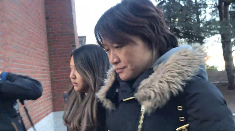 行贿40万送儿子进名校 高校舞弊案华裔母亲认罪