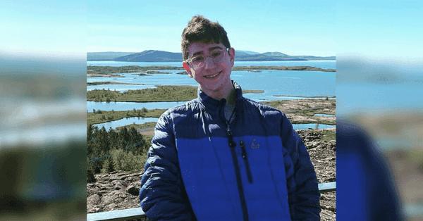 疫情之下 17岁西雅图高中生 用一个念头改变世界