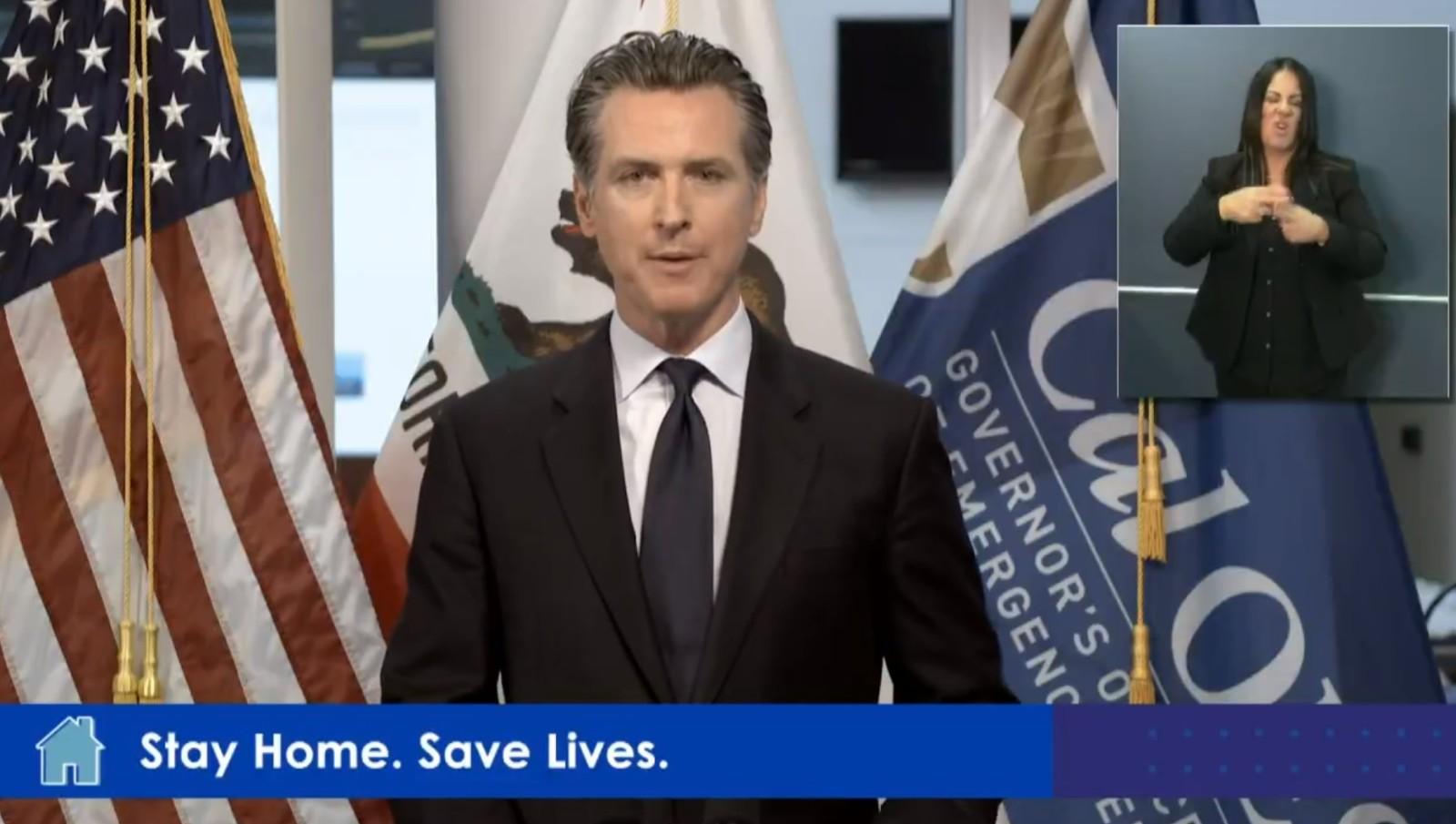 加州征召医护人员 一天内2.5万人报名