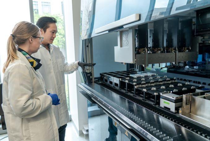 加州伯克利组建新冠检测实验室 每天可测超1000样本