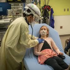 儿童容易感染新冠肺炎吗?美国这份报告可见一二