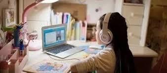 孩子上网课不专心,效率低怎么办?