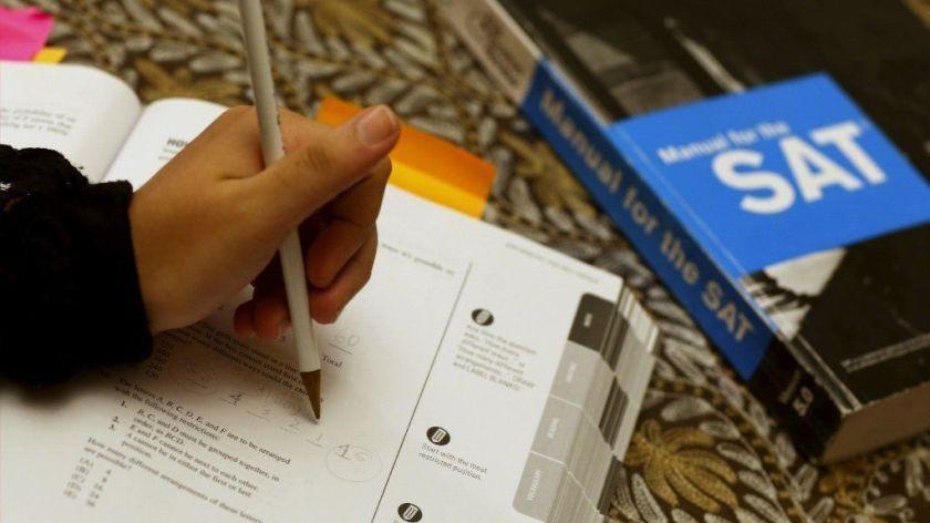 突发:加州大学系统取消SAT和ACT标准考试成绩!