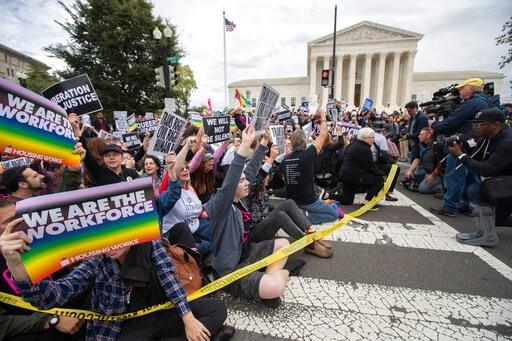 LGBT赢了!最高法院判决雇主不得因性取向解雇员工