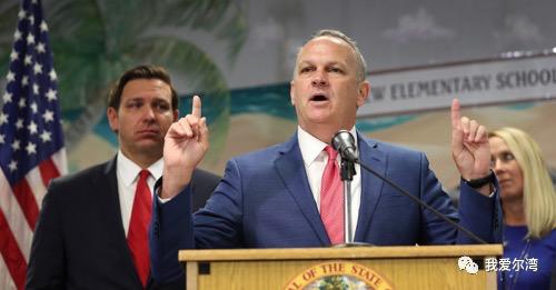 """佛罗里达州法官裁定要求学校复课的州令""""违宪"""""""