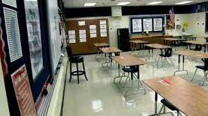 为返校做准备 洛杉矶联合学区为学生和教职员工进行新冠肺炎测试