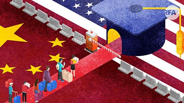 美国拟收紧留学生签证,学生:冲击力胜过从前