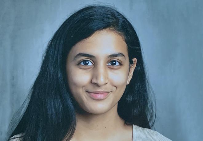 牛!美14岁少女发现潜在新冠疗法 夺青年科学家奖