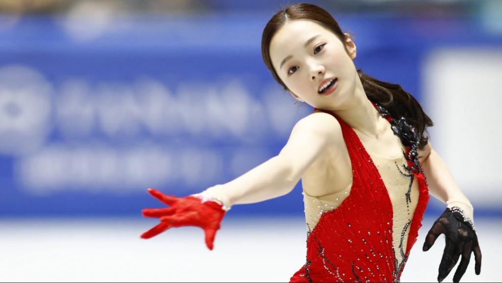 19岁日本体坛第一美少女 出身亿万贵族却拒绝躺赢