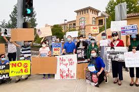 加州16号提案反对票逾55% 亚裔投票有成效 平权法案应该不会重来!