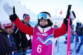 17岁天才滑雪少女放弃美国国籍,被梦校斯坦福录取了!
