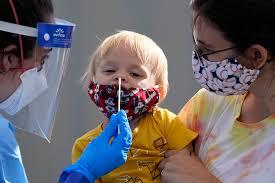 病毒专家:6个月全美打完疫苗,儿童不需疫苗也能返校