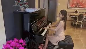 钢琴家郎朗吉娜得子 郎朗:我不想当虎爸 不骂小孩