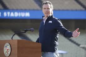 加州州长与教师工会爆发严重冲突,撂狠话:每个人都想疫苗,没戏!