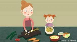 哈佛大学惊人发现:小孩做不做家务对人生影响巨大