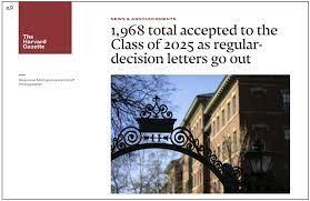 哥大录取率跌破3.7%,哈佛、布朗创历史新低,今年藤校放榜简直玄学....