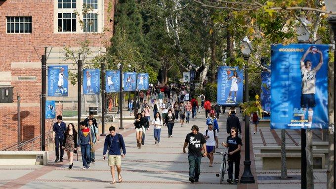 加州两大学33区声明 学生与教职员应在开学前接种