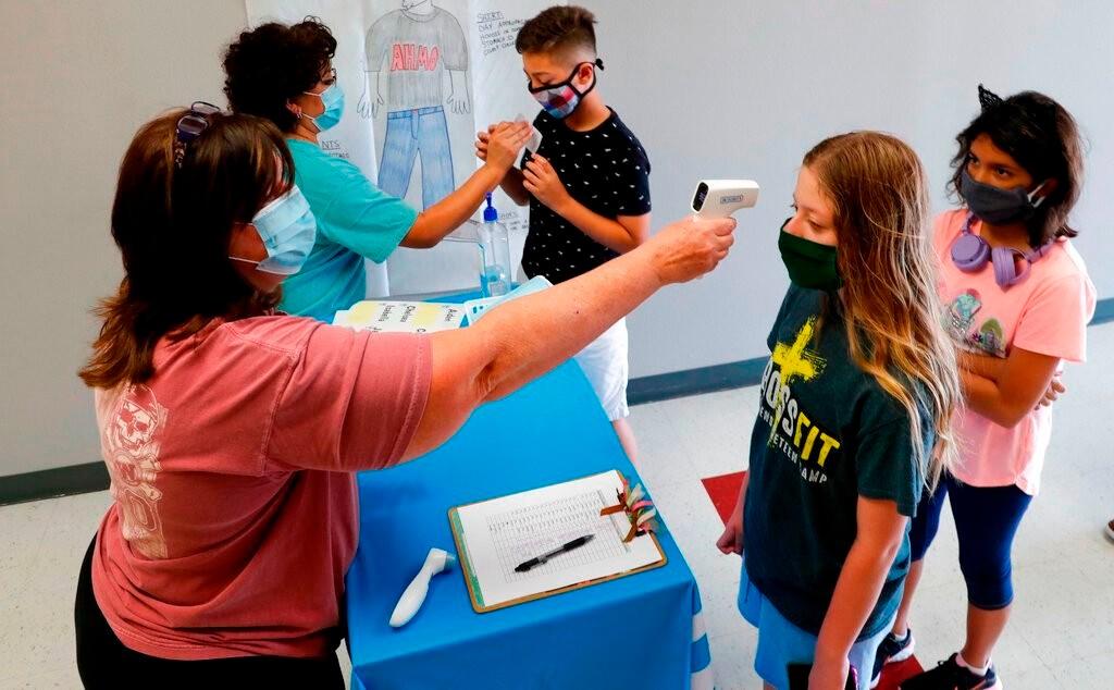 校园指南重大调整 CDC:已接种疫苗师生可不戴口罩