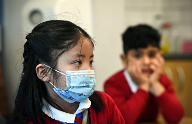 加州政策急转弯 戴不戴口罩 学区自行决定