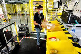 亚马逊将招聘150,000个工作岗位,加州23,000个